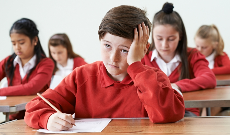 childrens hypnosis for common problems - exam pressure