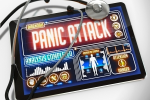 Wombourne Hypnotherapy for panic attacks - Computer Panic Readout
